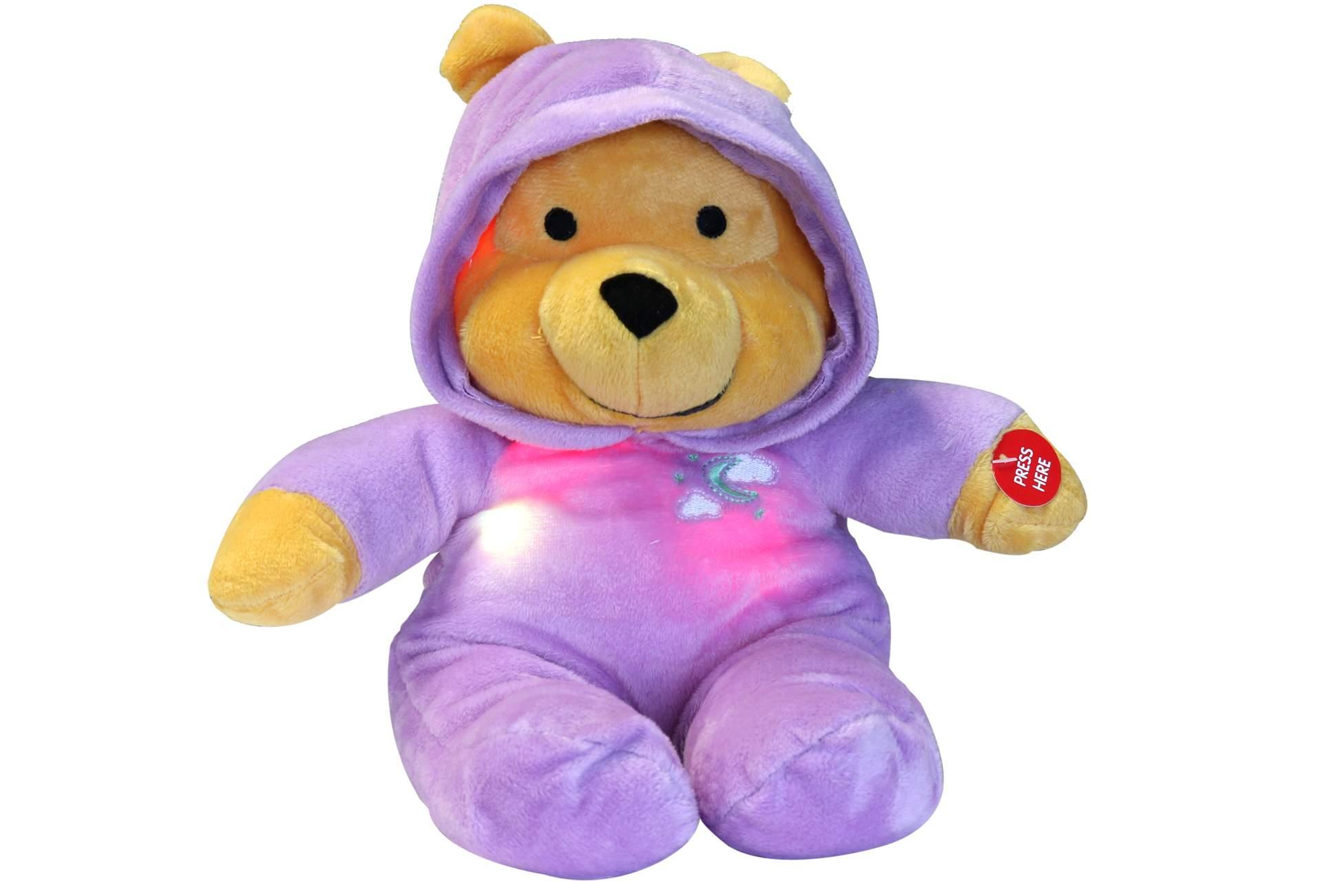 Disney Baby Winnie Puuh Einschlaf - Bär mit Schlummerlicht ...