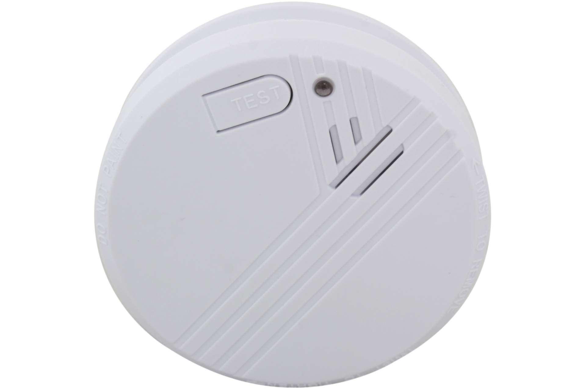 Rauchmelder Brandmeldmelder Feuermelder Lieferumfang Melder Batterie in der